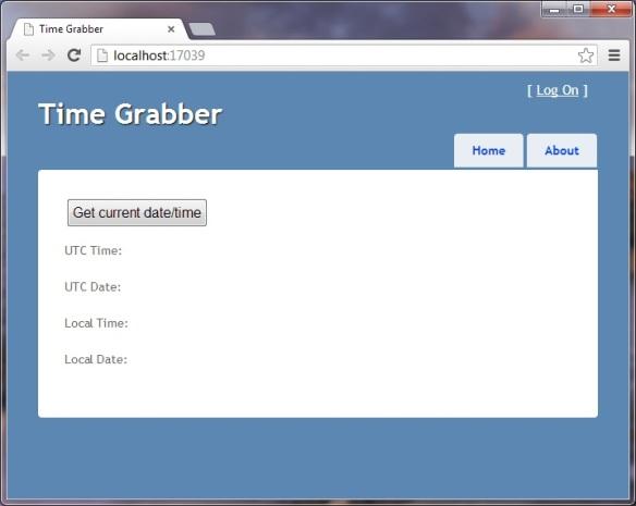 Time Grabber 1
